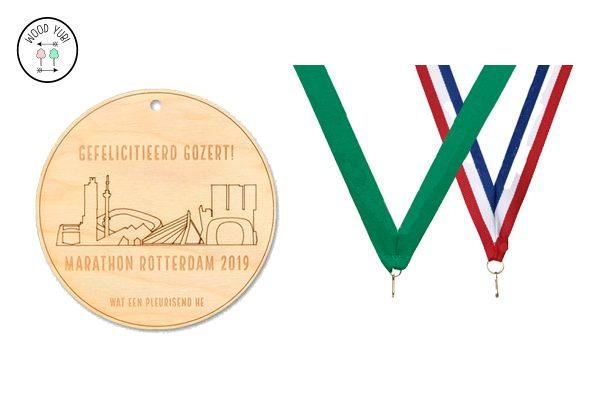 Medaille Marathon Rotterdam