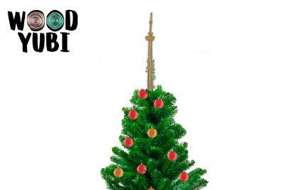 Kerstpiek Euromast