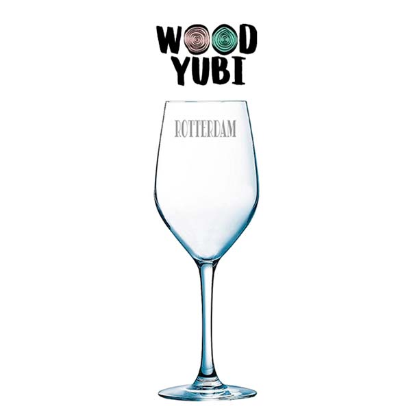 Wijnglas Rotterdam