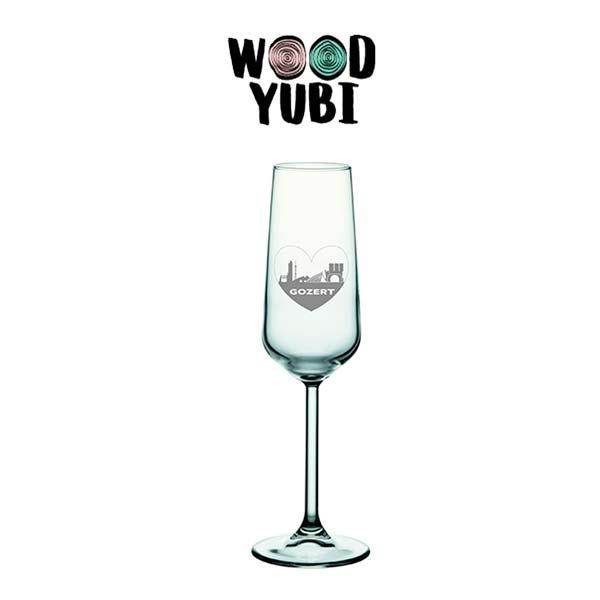 Champagneglas Gozert 1