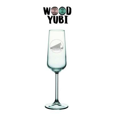 Champagneglas Zwaantje