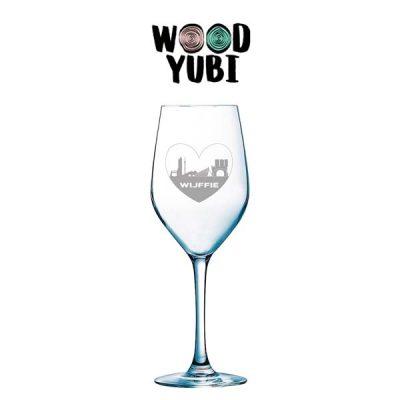 Wijnglas Wijffie 2