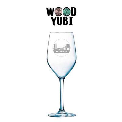 Wijnglas Wijffie 1