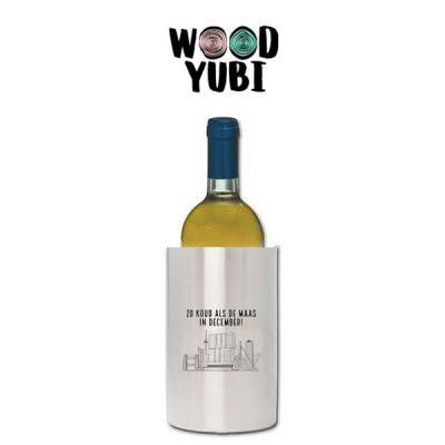 Wijnkoeler Koud als de Maas