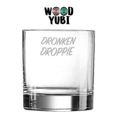 Dronken droppie